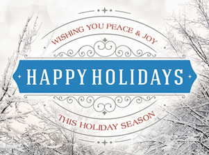 Season's Greetings From Combined Properties!